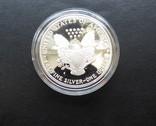 Один доллар 1990 год США пруф, фото №5