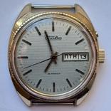 Часы Слава позолота Au5, фото №2
