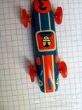 Гоночный автомобиль производства СССР с ценой, фото №4