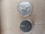 Капсулы для монет 100 шт. Диаметр 27 мм., фото №5