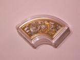Год Змеи - серебро, 1 доллар, Острова Кука, фото №3