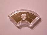 Год Змеи - серебро, 1 доллар, Острова Кука, фото №4