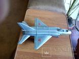 Самолет Истребитель Ц. 2р. Сделано в СССР, фото №2