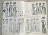 Журнал Парижская мода 1898 г., фото №5