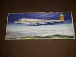 Коробка от модели самолета ил - 18, фото №2