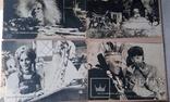 Фотографии Там,на не ведомых дорожках,кадры с сьемочной площадки,оригинал, фото №6