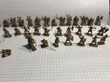 Викинги 31 шт. миниатюры, фото №2