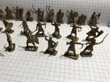 Викинги 31 шт. миниатюры, фото №5