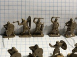 Викинги 31 шт. миниатюры, фото №7