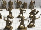 Викинги 31 шт. миниатюры, фото №10