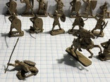 Викинги 31 шт. миниатюры, фото №12