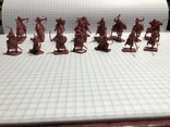 Армия Чингисхана 16 шт, фото №3
