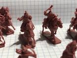 Армия Чингисхана 16 шт, фото №4