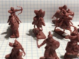 Армия Чингисхана 16 шт, фото №6