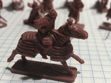 Армия Чингисхана 16 шт, фото №9