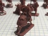 Армия Чингисхана 16 шт, фото №12
