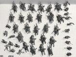 Европейская армия 44 шт, фото №3