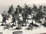 Европейская армия 44 шт, фото №5