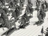 Европейская армия 44 шт, фото №8