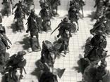 Европейская армия 44 шт, фото №9