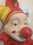 Кукла АРЛЕКИН 50см, фото №6