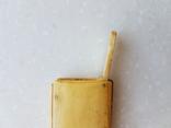 Спичечница Старая Германия с кости, фото №7