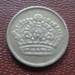 10 эре 1954 Швеция серебро (Н.21.15) ~, фото №3
