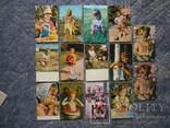Дети.Счастливое детство.14 открыток., фото №2