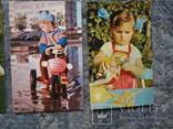 Дети.Счастливое детство.14 открыток., фото №8