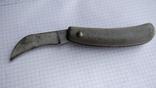 Нож садовый новый не точился, фото №8