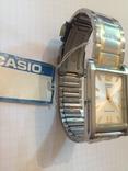 Лот 0039 Новые женские часы Casio (оригинал) MTP-1235SG-7ADF DI, фото №3