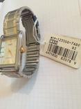 Лот 0039 Новые женские часы Casio (оригинал) MTP-1235SG-7ADF DI, фото №4