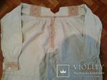 Вышитая сорочка женская, фото №3