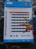 Универсальные отвертки M-5228 7 в 1 для ремонта современных электронных гаджетов, фото №4