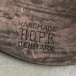 Винтажное колье в эмалях HOPE, Denmark, фото №8
