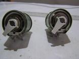 Резисторы ППБ-25 Г13 и ...-25Д ; 2,2 кОм и 220 Ом соответственно., фото №4