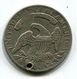 США 50 центов 1832 г, фото №3