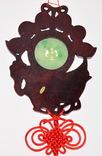Подвеска на стену Хотей Бог богатства (Фен Шуй), фото №5