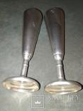 Серебряные бокалы. Звезда 875., фото №4