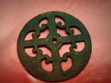 Украшение конской сбруи.Рим 3 век ., фото №4