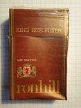 Сигареты Ronhill Югославия