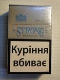 Сигареты STRONG Silver фото 1