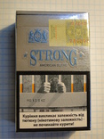 Сигареты STRONG Silver фото 2
