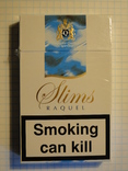 Сигареты SLIMS RAQVEL