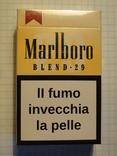 Сигареты Marlboro BLEND-29 фото 2