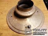Крышка на самовар старинный №15 с клапоном, фото №5