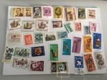 Почтовые марки Болгарии - 114 шт., фото №4
