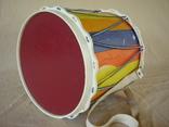 Игрушка детская барабан СССР, фото №5