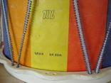 Игрушка детская барабан СССР, фото №6