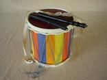 Игрушка детская барабан СССР, фото №9